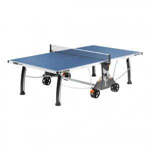 Cornilleau - table 400M Crossover Outdoor - ouverte blue