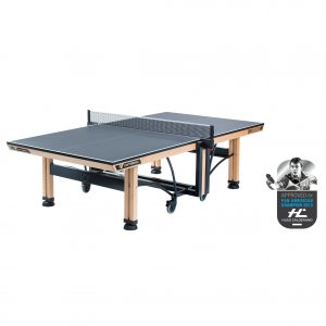 LA table de tennis de table, faite pour la compétition
