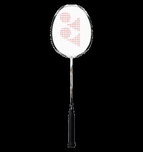 raquette Badminton joueur niveau intermédiaire