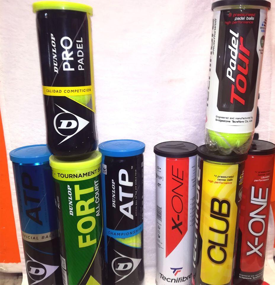 balles de Tennis ou Padel